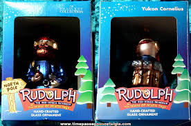 unopened 2002 yukon cornelius misfit glass tree