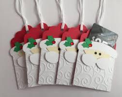 handmade santa suit gift card holders christmas gift card