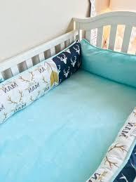 crib bumper padding thefancyteacup com