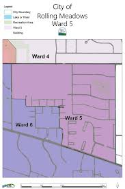 2nd Ward Map Chicago by 5th Ward Alderman Rolling Meadows Il Official Website