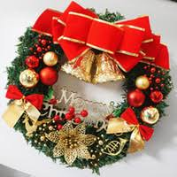 christmas decorations for wreaths price comparison buy cheapest
