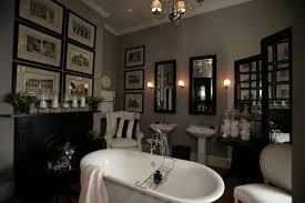 Huge Bathtub Bathtub In Front Of Fireplace Eclectic Bathroom John Jacob