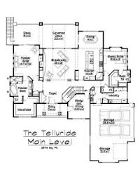 first floor plan of traditional house plan 92322 home sweet home