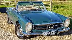 used mercedes for sale used mercedes 230 230 sl 1964 very few owners since new had a full
