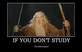Study Memes - image 42343 you shall not pass know your meme