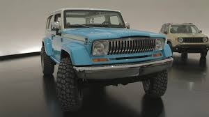 jeep chief truck jeep chief concept photo gallery autoblog