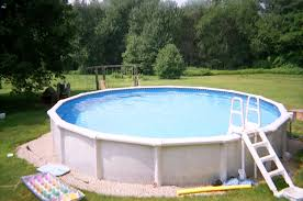 landscaping ideas for backyard with above ground pool the garden