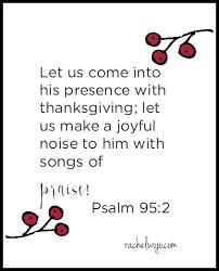 finding in strange places thanksgiving bible verses bible