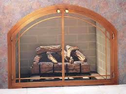 best glass fireplace doors u2014 home fireplaces firepits