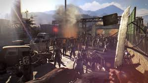 dying light ps4 game dying light looks gory and gorgeous in this ps4 gameplay push square