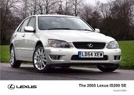 lexus corrosion warranty uk lexus is200 se moves ahead with satellite navigation as standard