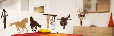 chambre cheval fille décoration chambre theme equitation exemples d aménagements