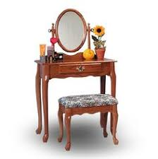 Vanity Table And Bench Set Giantex White Vanity Table Jewelry Makeup Desk Bench Dresser W
