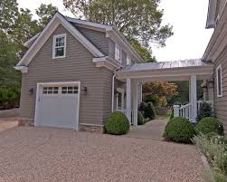 traditional garage and shed breezeway design pictures remodel