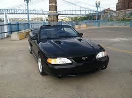98 mustang cobra wheels 1998 mustang cobra convertible low for sale in covington ky