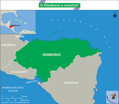 america map honduras is honduras a country answers