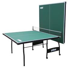 prince challenger table tennis table prince 1642137 victory 15mm table tennis table green sears