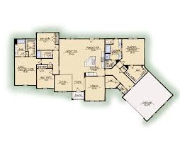 House Plans With Dual Master Suites by Beverly Ii C Dual Master Suite House Plan Schumacher Homes