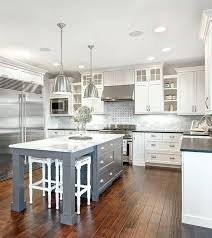 island for a kitchen gray kitchen island ideas grey with seating white cabinets