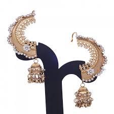 ear cuffs online india buy jewellery online indian ethnic gorgeous designer ear cuff