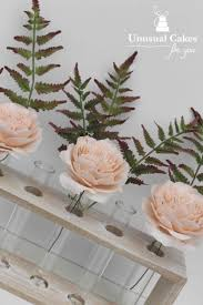 Make Beautiful by Learn How To Make Beautiful Realistic Gumpaste Fern This Tutorial