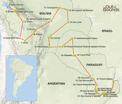 Asuncion Paraguay Map Bolivia U0026 Paraguay An Exploration Of South America U0027s Last Frontiers