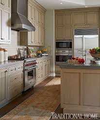 In Design Kitchens Pretty Kitchen With A Fresh Palette Traditional Home