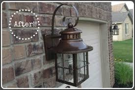 Landscaping Light Fixtures Refinish Outdoor Light Fixtures Savers4life