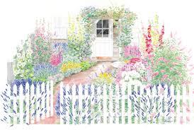 simple flower garden sketch 16 free garden plans garden design
