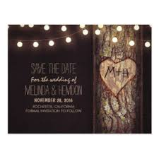 Rustic Save The Date Cards Save The Date Publisher Template Pacq Co
