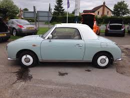 convertible nissan used nissan figaro import for sale in ipswich suffolk speed