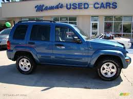 navy blue jeep liberty image gallery 2003 liberty