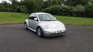 volkswagen beetle diesel used volkswagen beetle 2003 for sale motors co uk