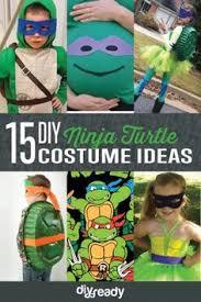 creating ninja turtle costume easy simple sew