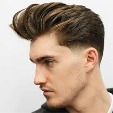 pompadour hairstyle pictures haircut natural pompadour hairstyles pinterest pompadour and haircuts