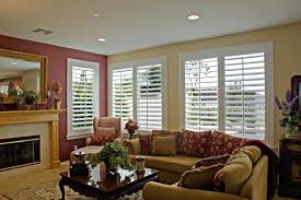 living room blinds ideas photo gallery plantation shutters