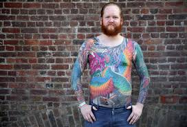 toxic tattoo ink nanoparticles pose long term health risk by