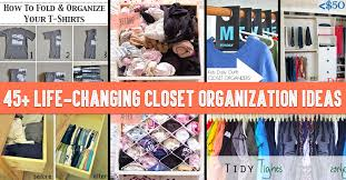 spacious 45 life changing closet organization ideas for your