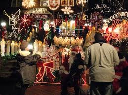 brooklyn ramblings dyker heights christmas lights extravanza