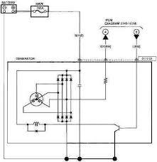 2006 mazda 3 fusion alternator wiring