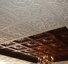 Ornate Ceiling Tiles by Tips Choosing The Right Ceiling Tiles Myohomes