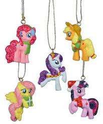 my pony mlp friendship is magic ornament