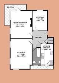 Art Deco Floor Plans An East London Art Deco Flat For Family U2013 Design Sponge
