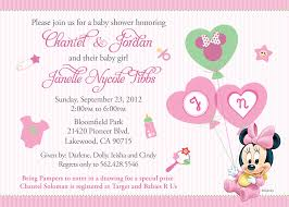 Birthday Invitation E Cards Baby Shower Email Invitations Wblqual Com