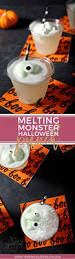 melting monster halloween punch the speckled palate