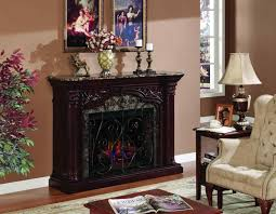 fireplace classicflame artesian inch electric wall mantel