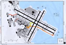 San Francisco Airport Map by Serious Reverse Sq006 Accident Narrowly Averted Air Canada Sfo