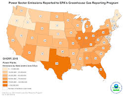 United States Radon Map by Key Facts And Figures Greenhouse Gas Reporting Program Ghgrp