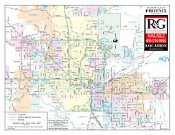 Chandler Arizona Map by Phoenix Arizona Map Rein U0026 Grossoehme Commercial Real Estate