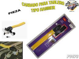volante tipo candado de volante para tablero tipo hammer pv478 220 00 en
